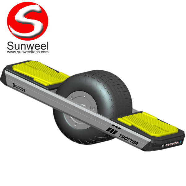 Smart Balance Off Road One Wheel Electric Skateboard