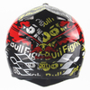 Personality Motocross Bull Fight Motorcycle Helmet