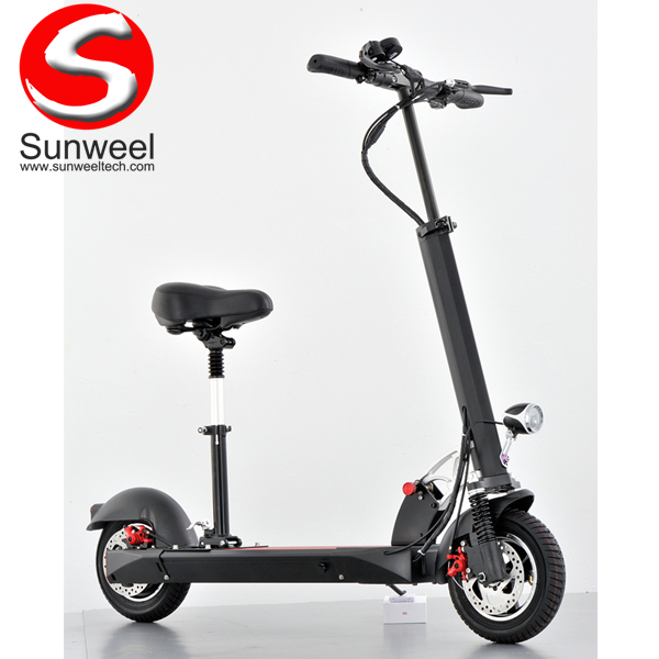 Foldable Self Balancing 10 Inch Electric Scooter