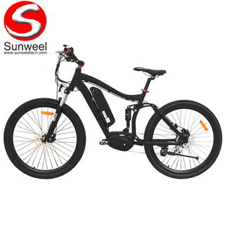 Mid Drive Electric Mountain Bike