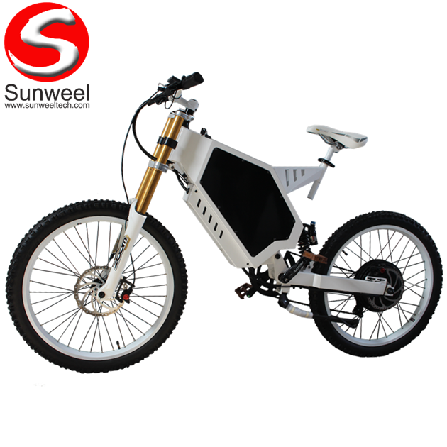 Electric bikes get popular