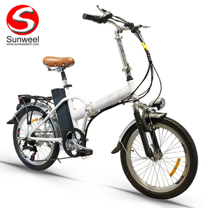 Low Price Foldable Electric Bicycle
