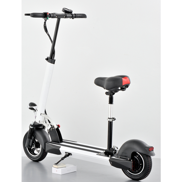 8 Inch Mini Electric Scooter Electric Scooter with Seat for Adults