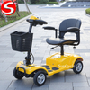 Suncycle Powerful Four Wheel Light Weight Electric Mobility Scooter Wheelchair for Elderly