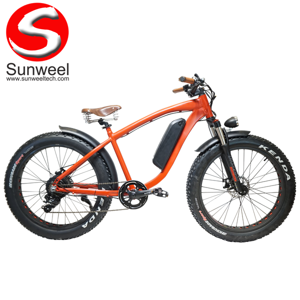 Factory Directly Electric Fat Bike Chopper Tyle