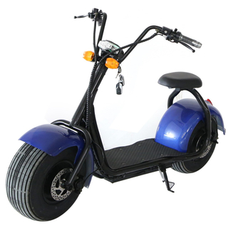 Most Popular 1000W 60V Electric Scooter Harley Citycoco