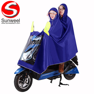 Adult Motorcycle Raincoat Waterproof