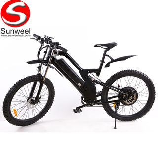 Full Suspension Electric Bicycle 500w