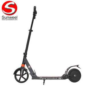 E-9 24V 8inch Foldable Electric Booster Scooter Walking Scooter