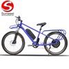 Factory wholesale 48V Voltage Electric Mountain Bicycle