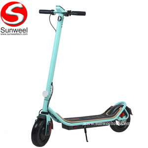 Two Wheel Cheap Adult Foldable Kick Scooter Electric Hoverboard