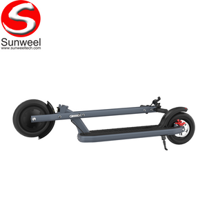 Suncycle Chinese Manufacturer Aluminum 8.5inch 2 wheel Folding Electric Scooter