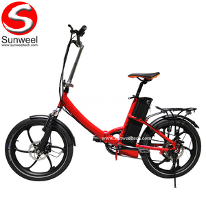 CE Approved Cheap 250W Folding Electric Bike Foldable Bicycle