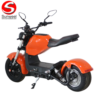 Factory Price 1500w High Speed Electric Motorcycle Scooter For Adult